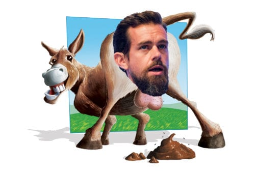 Asshole of the Month: Jack Dorsey