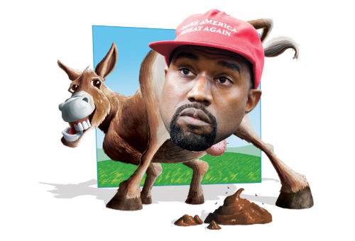Asshole of the Month: Kanye West