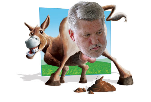 Asshole of the Month: Bill Shine