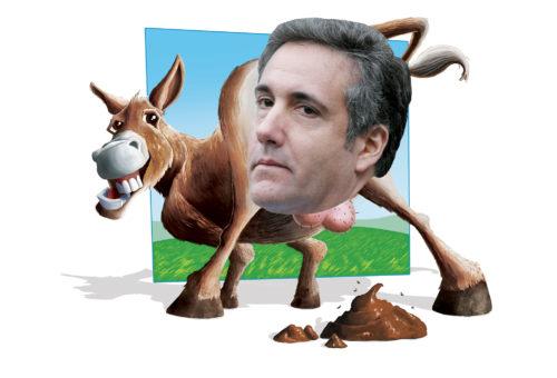 Asshole of the Month: Michael Cohen