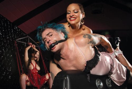 Fat Mike's Guide to Kinky Sex