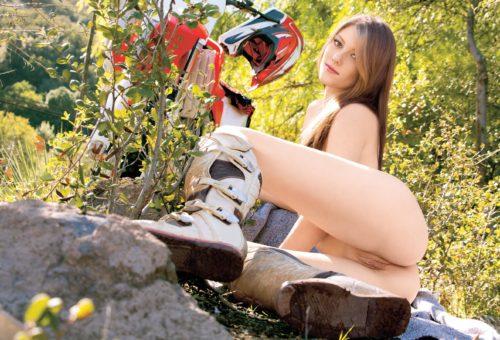 HUSTLER Biker Babes