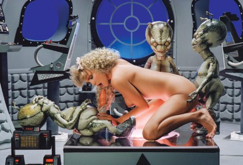 Interstellar Intercourse: Sex on Mars Won't Be Easy