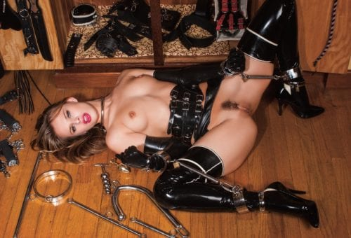 Kinky Kittens Part II: HUSTLER Honeys Whip Up Another Fetish Frenzy