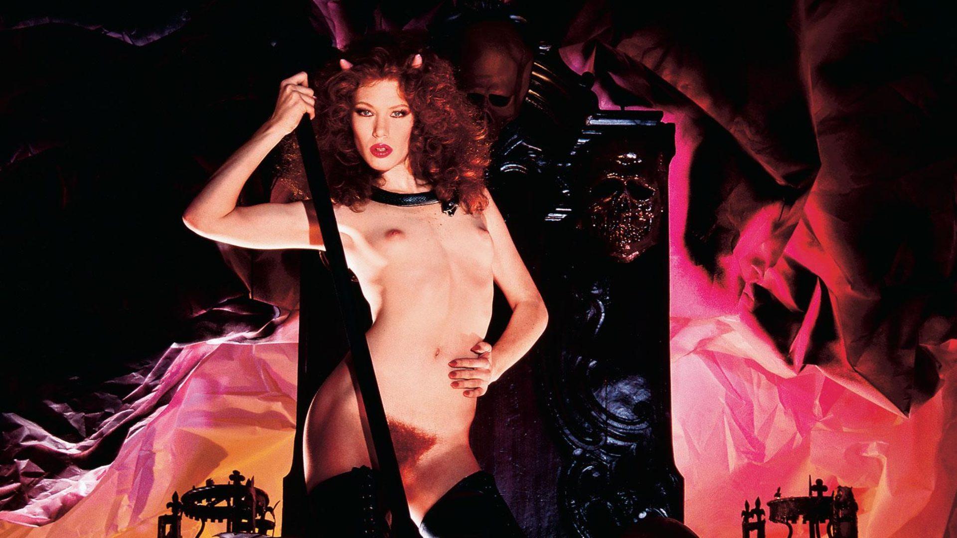 HUSTLER Honey Samantha: Devil Woman