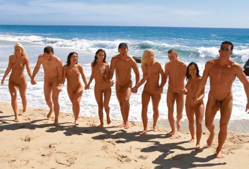 HUSTLER Classic: Seaside Sex-fest