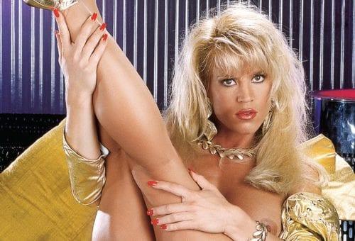HUSTLER Classic: Amber Lynn's Golden Moment