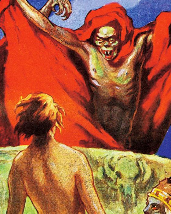 Horror Of Horrors! Does Art Imitate Life?