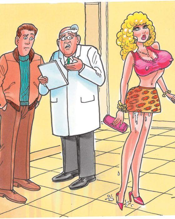 Friday Funnies: Checkup Chuckles