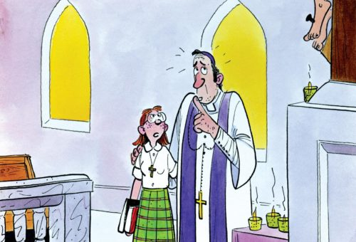 Friday Funnies: Preaching to the Perverted