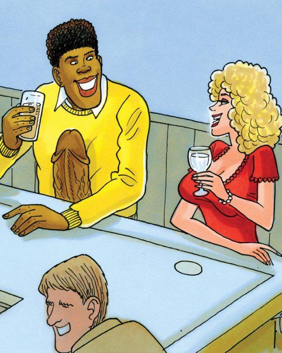Friday Funnies: A Stiff Shot of Humor