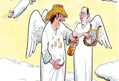 Friday Funnies: Heavenly Humor