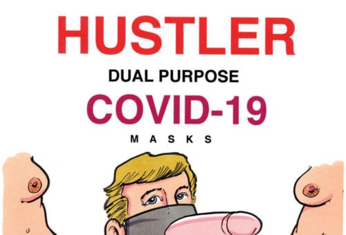 HUSTLER Dual-Purpose COVID-19 Masks