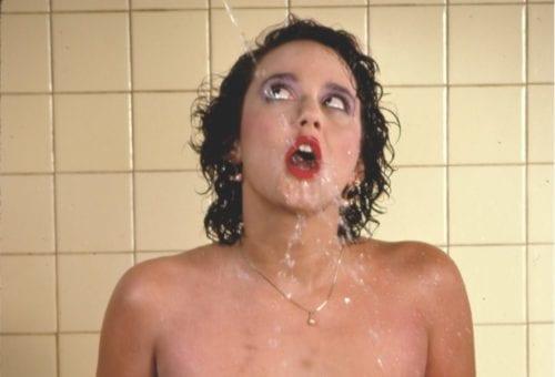HUSTLER Classic: Showered With, Umm, Affection?