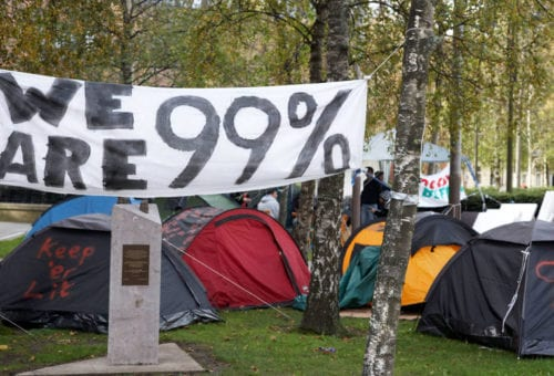 Global Inequality Worsens