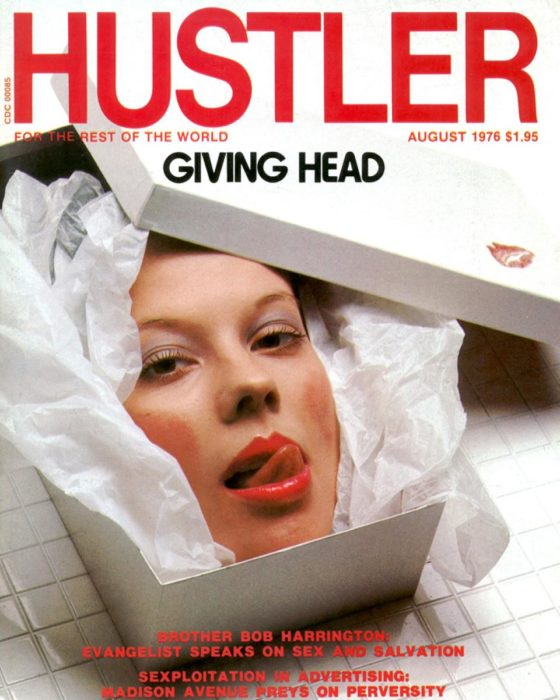 HUSTLER Classic: A Special Delivery