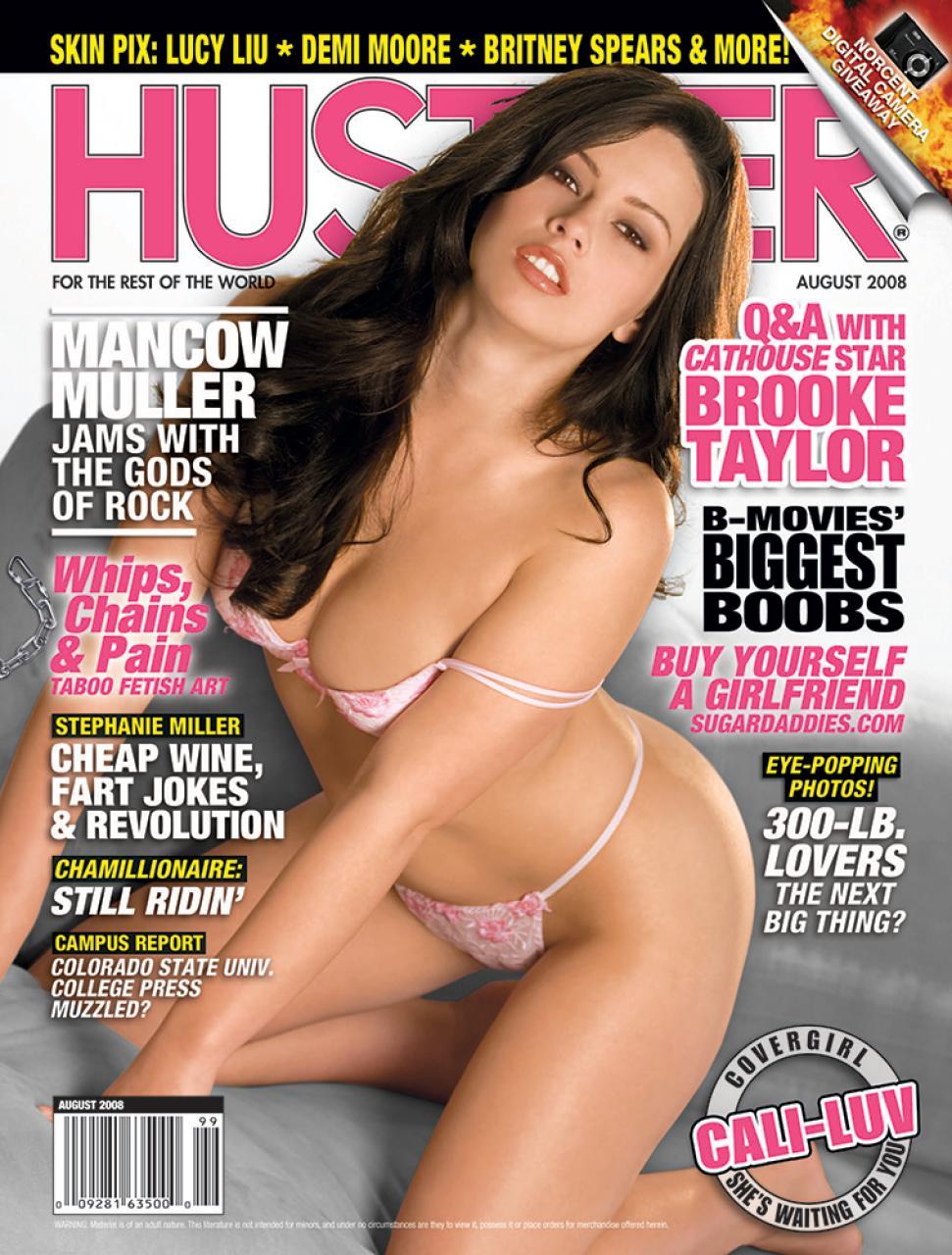 нас фото моделей журнала хастлер некоторых других