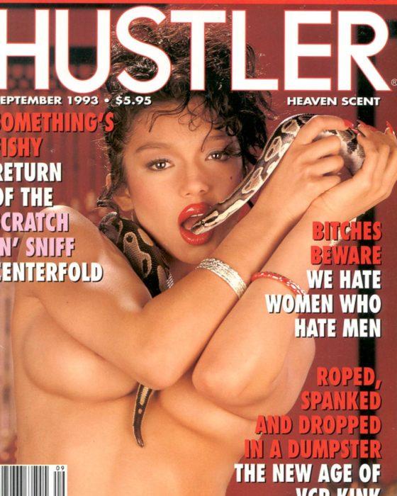HUSTLER Classic: A Slithering Glance