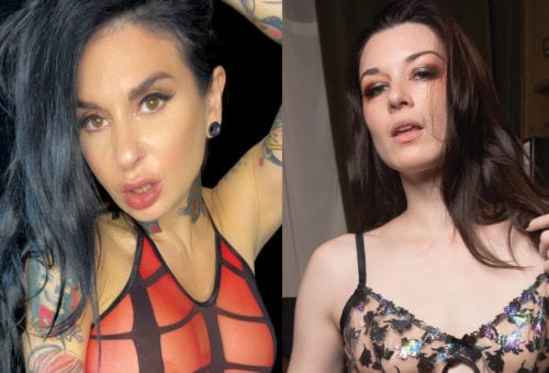 Joanna Angel & Stoya: The Interview