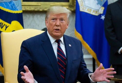 Trump's GOP in Retreat