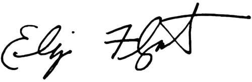 Publisher's Signature