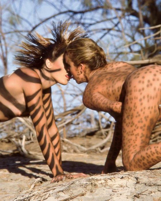HUSTLER Classic: Jungle Love
