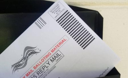 Safeguard Our Election Now!