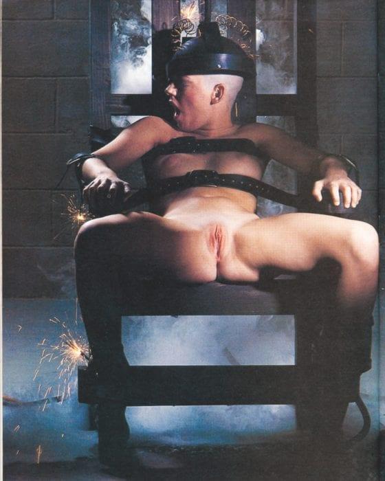HUSTLER Classic: A Dead-Sexy Pictorial