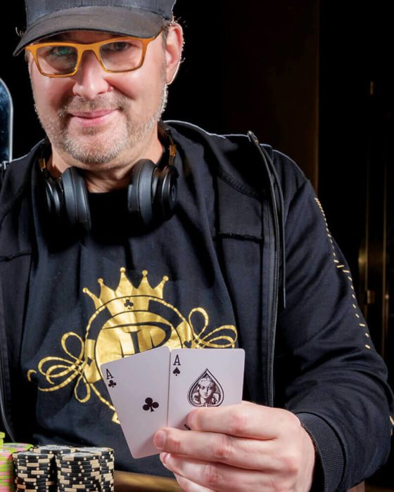 Phil Hellmuth: Positivity & the Poker Brat