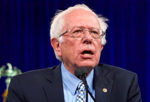 Media Meltdown Over Bernie
