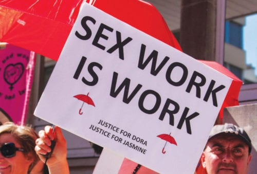 Sex Work Is Work!