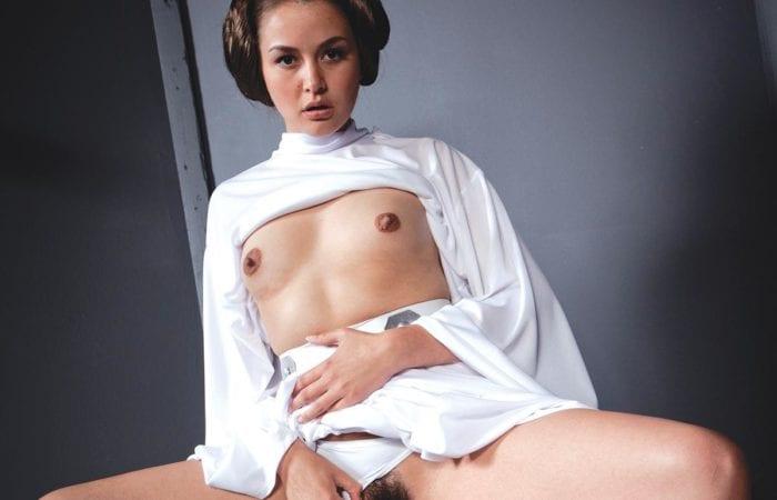 Star Wars XXX-A Porn Parody
