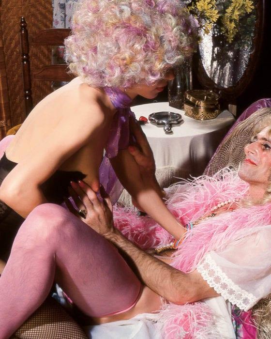 HUSTLER Classic: Halloween's a Real Drag